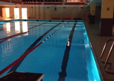 Photo de la piscine d'onex